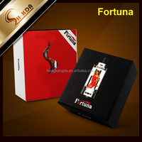 New fashional color fading fortuna tank electronic cigarette mexico