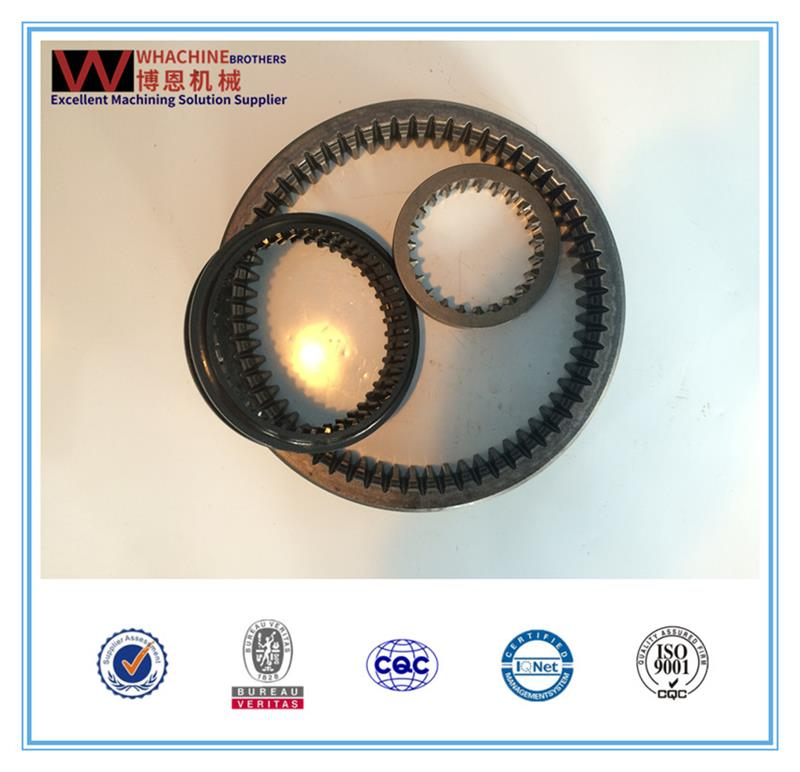 Top Quality helical gear wheel Used For Truck