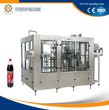 Automatic carbonated soft drink making machine / Beverage production line