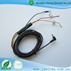 right angle DC male jack to terminal cable dc adapter Fuse Cable