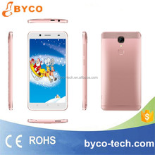 New 5 inch Octa-core 4G LTE Smartphone with android 6.0 unlock smart phone