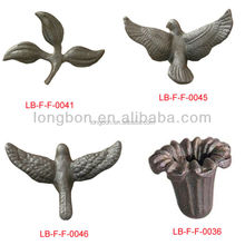 top-selling wrought iron fence accessories