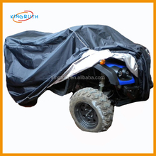 ATV Fabric Motorcycle Cover black