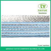 Double-sided Reflective Aluminum Foil Thermal Insulation Bubble Wrap