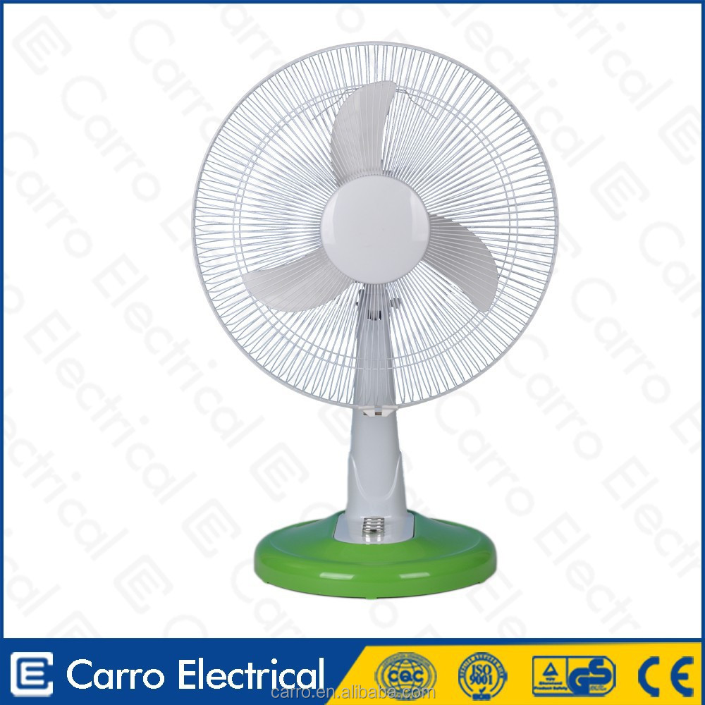 Carro electrical 12v 35w dc motor table cooling air cooler for 12v dc table fan price
