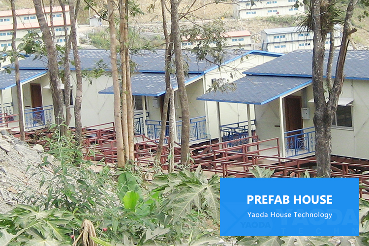 23years UN supplier--built in Thailand low cost modular kit house design modern house plans