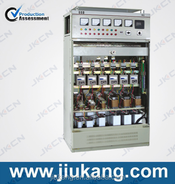 Kvar power factor capacitor banks reactive power compensation in capacitors