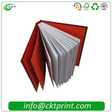 Custom Hard Cover Back Book Printing Services with CMYK Printing thoroughly