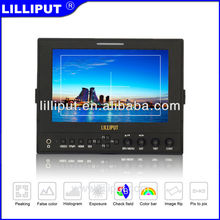 "Lilliput 7"" 3G-SDI broadcast monitor with Advanced Functions for DSLR & Full HD Camcorder"
