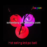 Wholesale Led Poi Ball Colour Changing