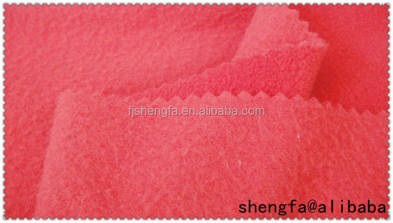 cheap 100 polyester polar fleece fabric