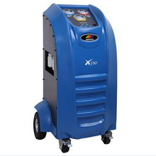 Amerigo Auto Refrigerant Recovery Recycle Machine /AC Cleaning Machine With Fan And Condenser