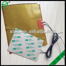 electric PET heating film for automobile rearview mirror used in cars