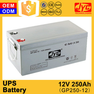 Spot goods competitive price ups battery bank 500ah