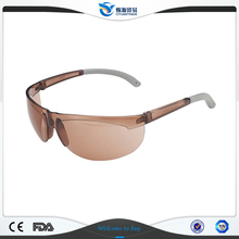 CIYUAN Fashion Glasses Half-Frames Dust Proof Anti-Wind Safety Sport Spectacle