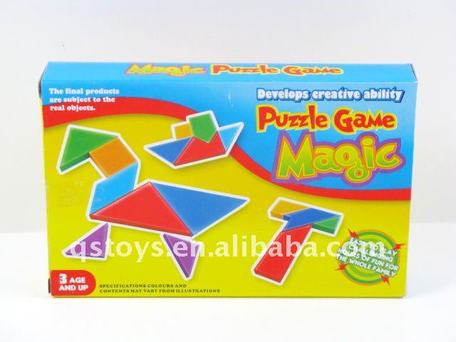 Magnetic Puzzle Game QS111120061