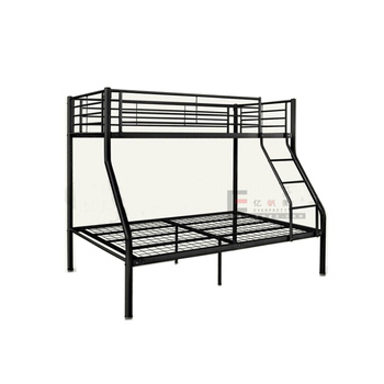 Durable Adult Children Bed Furniture Wrought Iron Cheap Price School Military Used Metal Bunk Bed