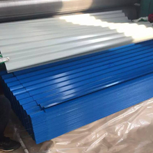 polyester coated (pe) steel sheet pre painted zincalume metal roofing
