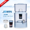 Mineral /pure water filter latest drinking mineral water pot with lower price