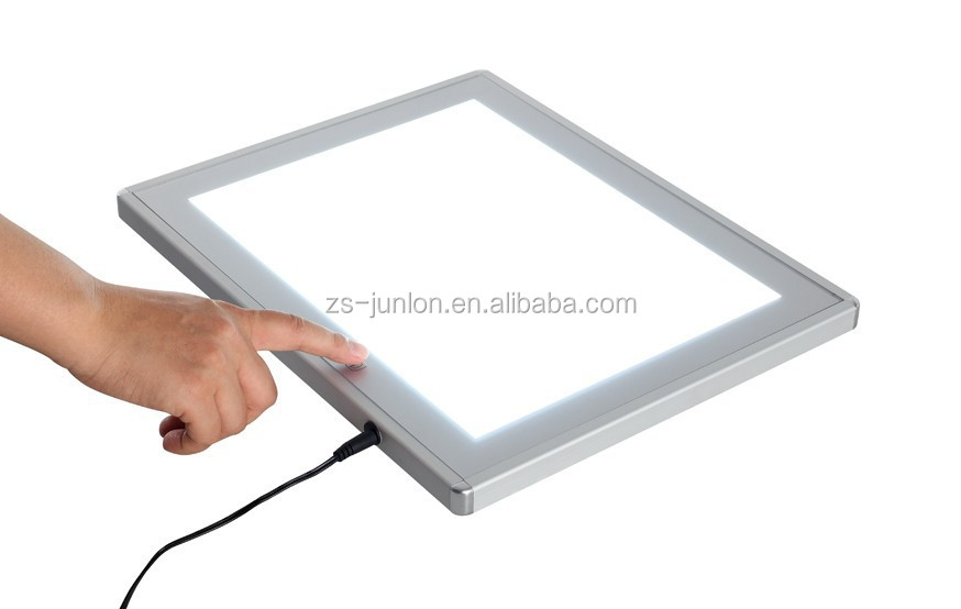 A3 Size LED Ultra thin Light Drawing Writing Copy Board LED Light Tablet