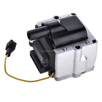 Auto Ignition Coil for BOSCH 0221601001,0221601002,AUDI/VW 701905104,701905104A,867905105A