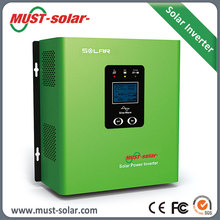 Combined with 30A PWM Solar Charger Low Frequency Solar Power DC AC Inverter 300w Tronic Power Inverter