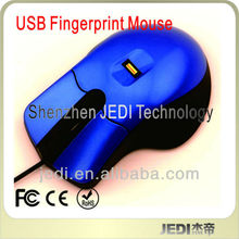 Hot sales full color 3d drivers usb optical wired fingerprint mouse
