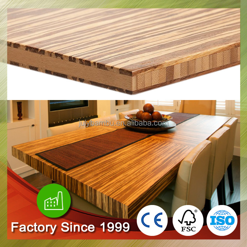 Cheap carbonize color bamboo furniture plywood sheet for furniture