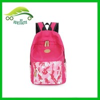 2014 new school camouflage bags wholesale