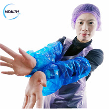 PE sleeve covers with good price & CPE ISO certificate Disposable LDPE cover / plastic