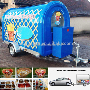 smoothie kiosks used food trucks, crepe vending cart, cafe kiosk china food trailers