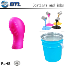 Price list of matte silicone spray base for smooth hand feeling paints