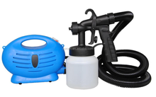 HOT SALE 650W professional electric paint spray gun / electric airless paint sprayer for wall, car, fence, etc. CX01