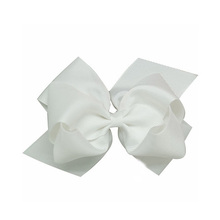 double stacked loopy hair bows