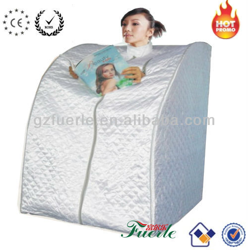 1person far infrared heating panel sauna / fir relax sauna