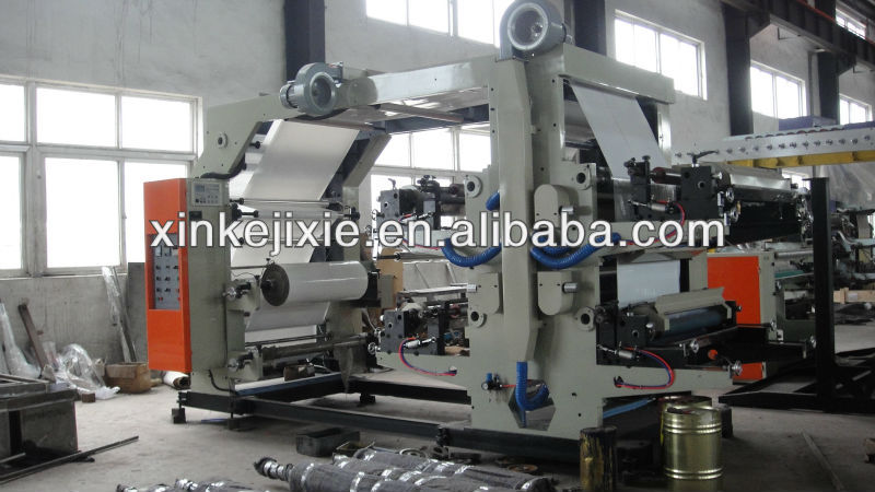 Plastic film Flexographic Printing Machine/Flexo printing machine/Letterpress