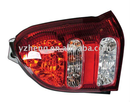 Crystal tail lamp for Suzuki Alto SS40