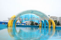 Hot Selling Water park swimming pool games for sale/ inflatable toys on sale!!!