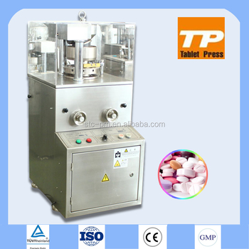 Hot sale ZP130 series tablet press with international standardized