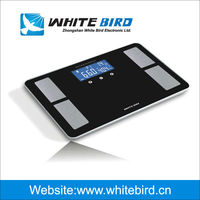 multifunctional health personal fat analyser weighing scale digital fat scale