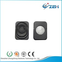 Factory Supply 4ohm empty plastic speaker boxes