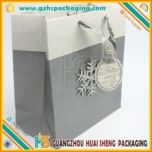 recycled paper shopping bag/wholesale cardboard bag/birthday gif packaging bag