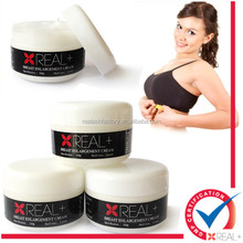 No side effects cheap formula increase breast size REAL PLUS breast enlargement cream