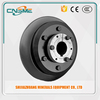 Flexible coupling rubber tire coupling OEM fenner F60H
