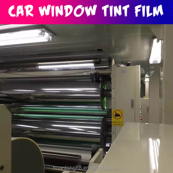 Window Film 5%, 20, and, 35% VLT Nano Ceramic Solar Tint IR100% black Auto Home Tint UV100%
