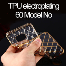 Protective Electroplating TPU Case For Samsung Galaxy Note 5 Case,for samsung galaxy note5 case cover