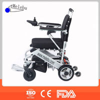 2015 Melebu Lightweight Foldable new small power wheelchairs Prices