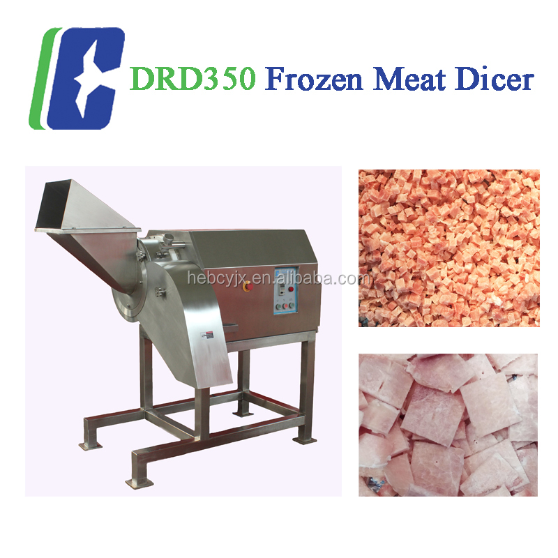 Meat Cutting Machine 1000kg/h CE