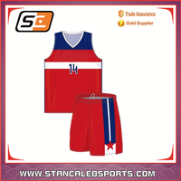 Stan Caleb high quality league basketball jersey new design basketbsll jersey