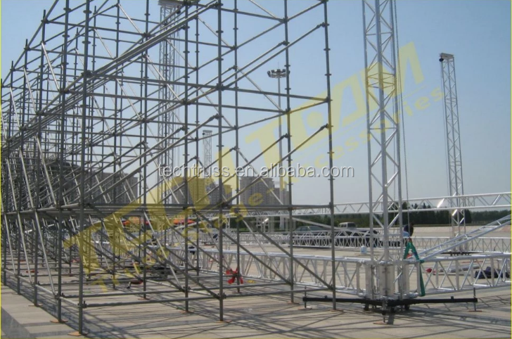 Layer Scaffolding Concert Scaffolding Truss System